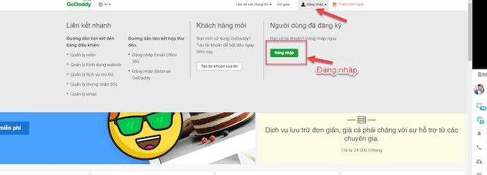 tro-domain-godaddy-ve-hosting
